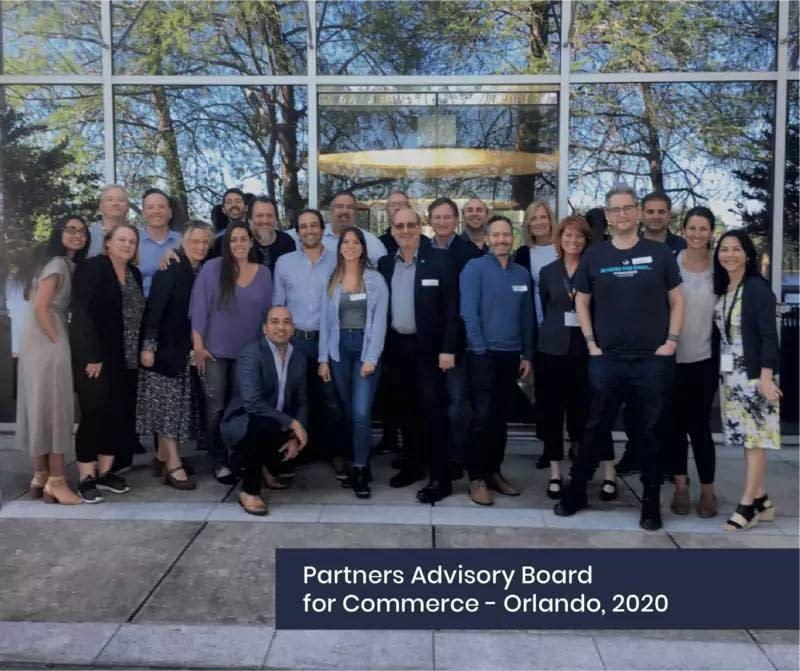 Partners Advisory Board for Commerce - Orlando 2020